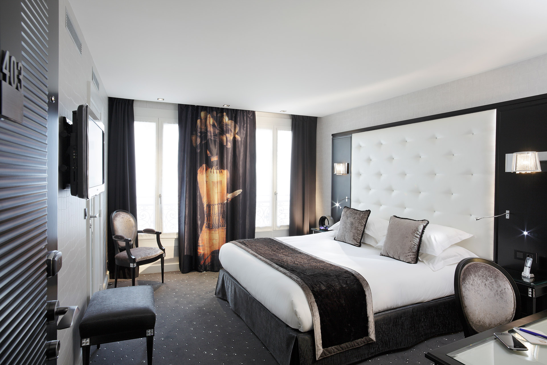 Maison Albar Hotels Le Diamond Superior Room