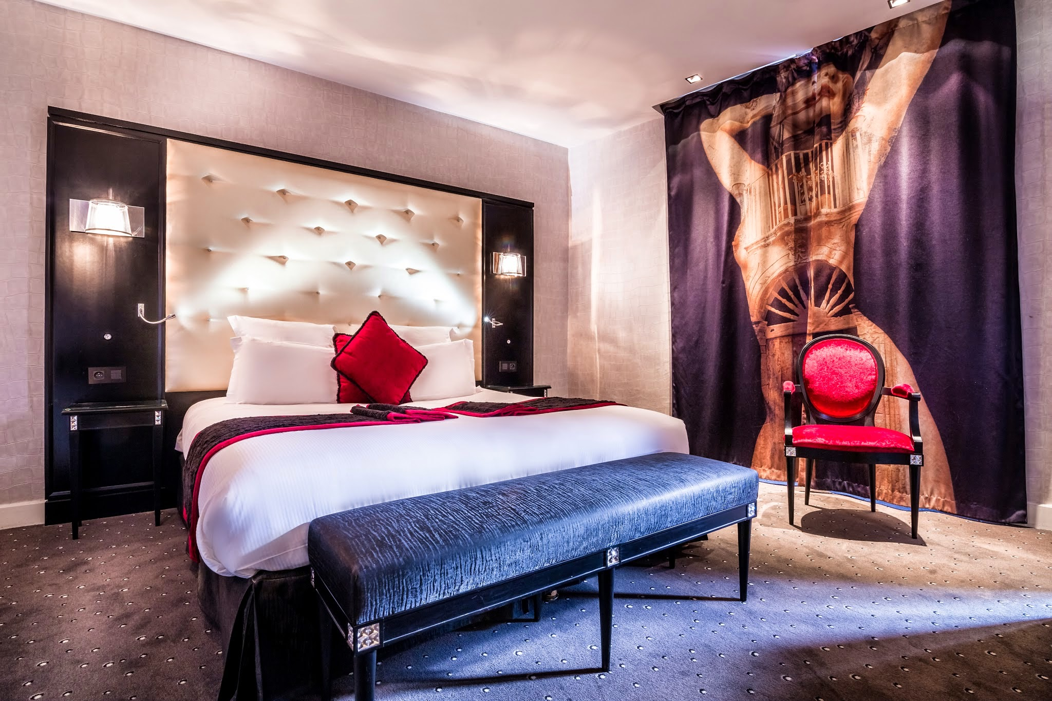 Maison Albar Hotels Le Diamond Chambre Executive