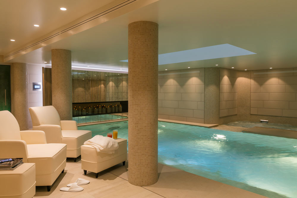 Maison Albar Hotels access to spa Pont-Neuf by Cinq Mondes